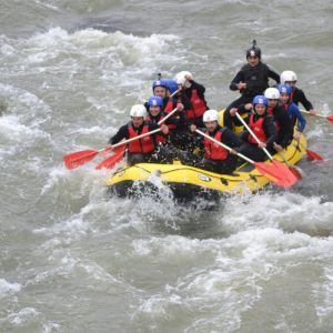 Rafting Mare
